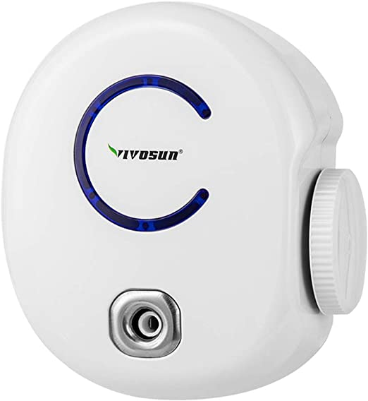 VIVOSUN purificador de Aire Mini generador de ozono Plug-in 10-50 ...
