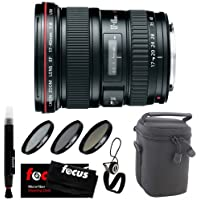 Canon EF 17-40mm f/4L USM Ultra Wide Angle Zoom Lens with Deluxe Accessory Bundle Review Review Image