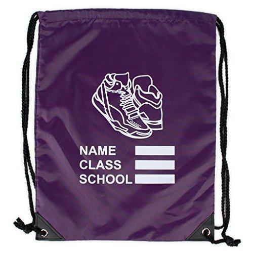 School Purple Waterproof Gym Backpack Mejor Purple Unisex pOwqwT6
