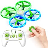 Power Your Fun UFO1 Mini Drone for Kids - Small Drones for B...