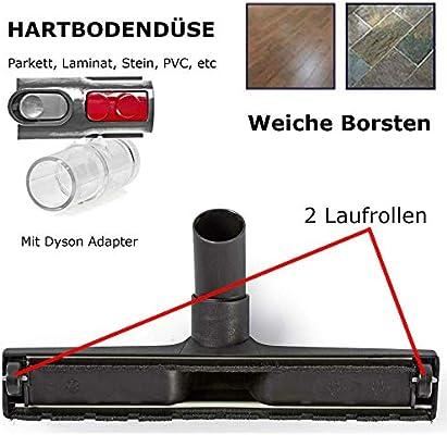 Maxorado Parkett - Boquilla para aspiradora compatible con Dyson ...