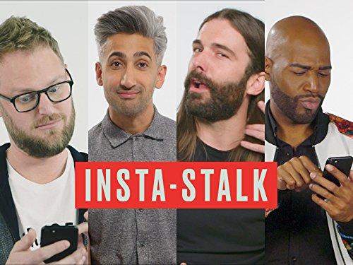 a Dee Insta-Stalks Her Co-Stars ()