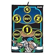 Franklin Sports Baseball Target Indoor Pitch Set, 36-inches X 24-inches