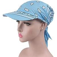 Wetour Sombrero de Bandana Unisex Sombrero de béisbol