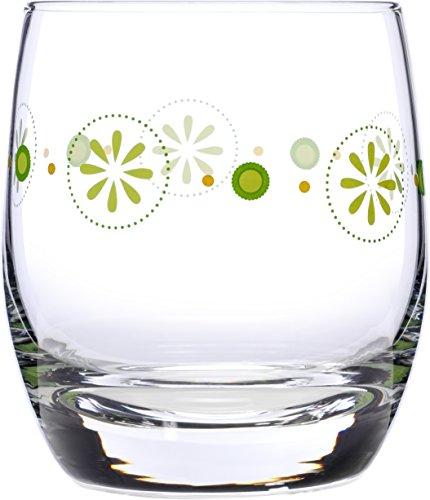 Collection Luigis Beverage (Luigi Bormioli Social Ave The Molly Collection Tumbler, 13-Ounce, Set of 4)