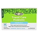 Travel Care Probiotic Flora Inc 30 Caps