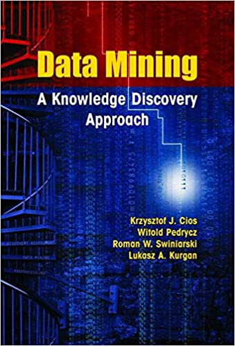Book Data Mining: A Knowledge Discovery Approach