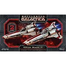 Moebius Battlestar Galactica: MK II Viper Model Kit (1:72 Scale)
