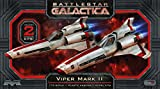 Moebius Battlestar Galactica: MK II Viper Model Kit (1:72 Scale)