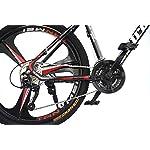 Mountain-BikeRoad-BikeBambini-Donne-Uomini-Mountain-Bike-Super-Lite-Alluminio-26-pollici-3-Pin-Magnesio-Ruote-27-Velocita-Indice-Deragliatore-Cambio-Dual-Calliper-Freni-a-Disco