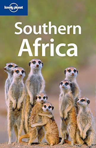 Lonely Planet Southern Africa (Multi Country Travel Guide)...