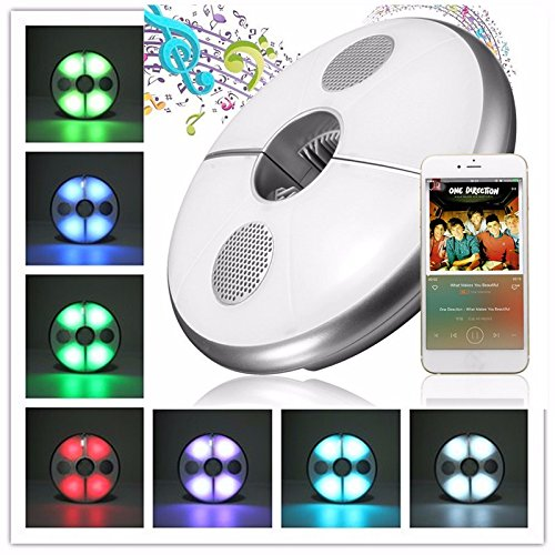 Kingso Patio Umbrella Light Bluetooth Speaker Kingso Usb