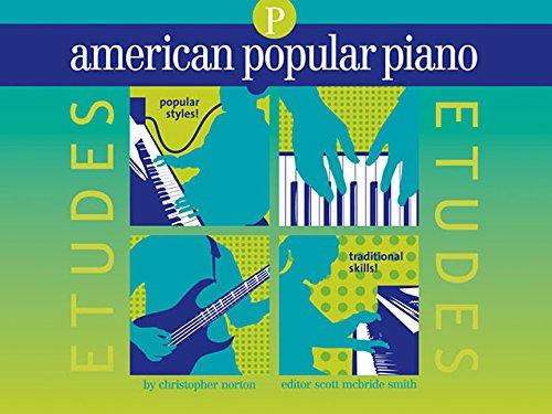 American Popular Piano - Etudes: Preparatory Level - Etudes