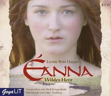 Éanna - Wildes Herz Cover