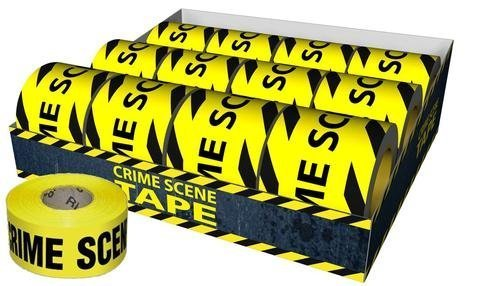 Island Dogs Crime Scene Tape 4 ()
