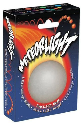 UPC 094664008670, Nite Ize MeteorLight L.E.D Ball (Red)