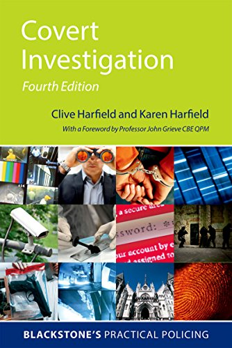 Patrol Oxford - Covert Investigation (Blackstone's Practical Policing)