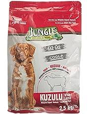 Jungle Kuzu Etli Yetişkin Köpek Maması 2,5 Kg