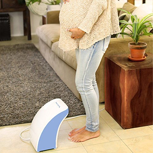 Foot Dryer 120V-220V Shoe Dryer Foot Heater Protector 25S Warm up Shoes 900W EU US Plug Feet Dry Bathrooms Health clubs Gyms hotels SPAs Footdryer by Hikity (Image #2)