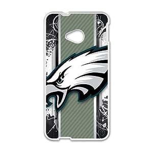 KJHI philadelphia eagles logo Hot sale Phone Case for HTC ONE M7
