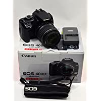 Canon EOS Kiss X (Rebel XTi / EOS-400D) 10 MP CMOS APS-C...