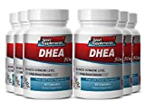7-keto-DHEA - DHEA 50mg - DHEA Natural Suppelment to Promote Sexual Desire and Physical Performance (6 bottles 360 capsules)