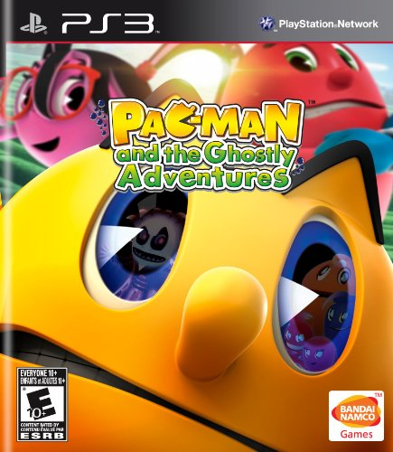 Pac-Man and the Ghostly Adventures - Playstation 3 by Bandai Namco Entertainment America