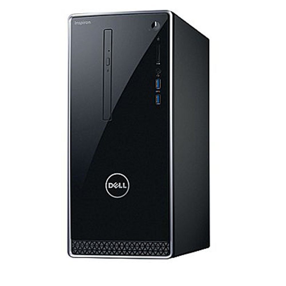 2018 Newest Dell Premium Business Flagship Desktop PC with Keyboard&Mouse Intel Core i5-7400 Processor 12GB DDR4 RAM 1TB 7200RPM HDD Intel 630 Graphics DVD-RW HDMI VGA Bluetooth Windows 10 Pro-Black by Dell