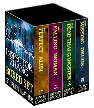 book cover of The Inspector Zhang Box Set