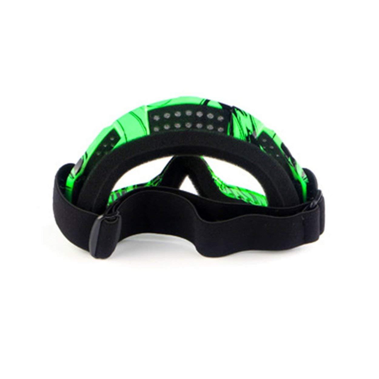 Lorenlli Motociclista Rider Wear X600 Gafas Protectoras de Motocross para el esqu/í Gafas para Esquiar en la Actividad al Aire Libre