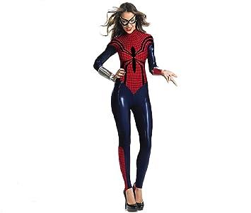 GGT Boutique Disfraz de araña para Mujer: Amazon.es: Productos ...