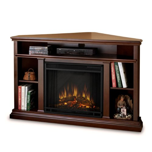 Real Flame 3750E-DE Churchill Electric Fireplace