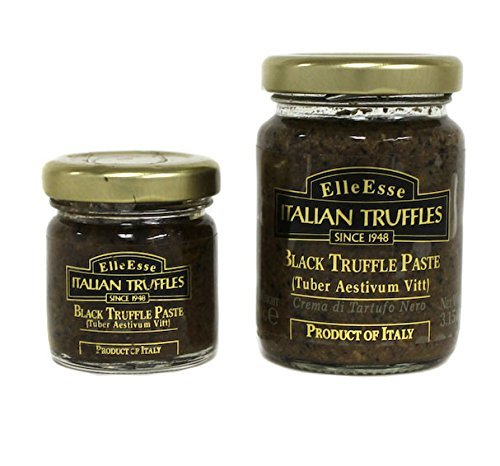 - Italian Black Summer Truffle Paste - 6.3 oz (180g)