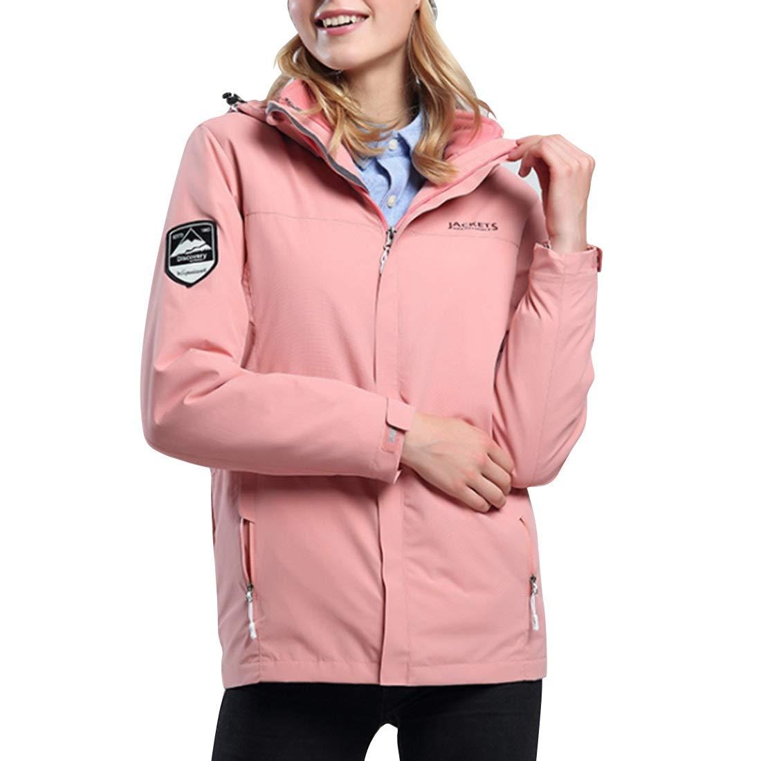 Outdoor Frauen Nalkusxi XXXL 4 Reißverschluss Raincoat