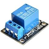 Tolako 5v Relay Module 5V Indicator Light LED 1 Channel Relay Module for Arduino ARM PIC AVR MCU