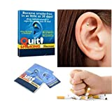 Quit Stop Smoking Smoke Ear Auricular Magnet Therapy Loss Weight Acupressure