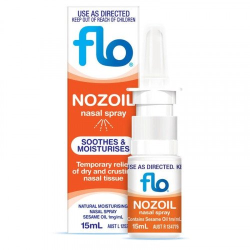 Flo Nozoil Nasal Spray 15Ml by default