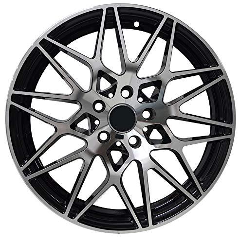 528i Wagon - E33BM - 18 inch Gloss Black Machined Rims fits BMW 528i Sport Wagon 18x8 5x120 ET30 CB72.56