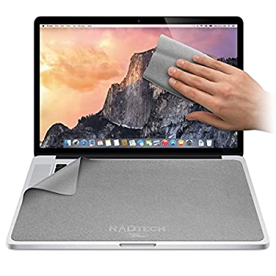 ScreenSavrz, Apple MacBook Pro Retina 15 in - Gray by RadTech