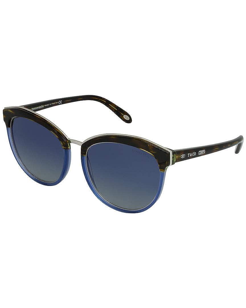 Tiffany 0TY4146 82464L 56, Gafas de sol para Mujer, Azul ...