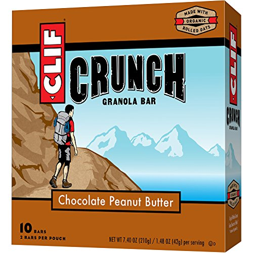 chocolate chip cliff bars - 8