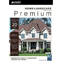 Punch! Home & Landscape Design Premium v18 for Windows PC