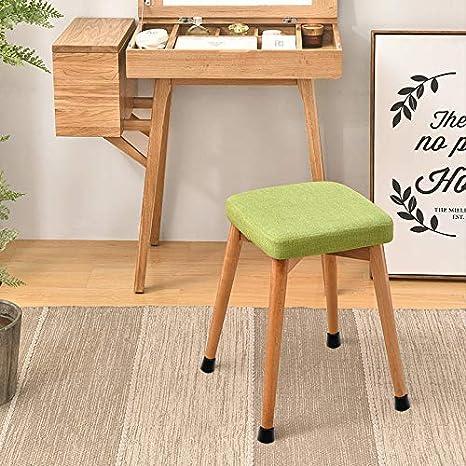 16 St/ück Stuhlbeinkappen Innendurchmesser-1 Zoll//25mm Sopito Gummi Tisch Stuhl Beinkappen Schutzkappen Geruchsneutral Stuhlbeinkappen Schwarz