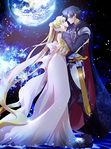 - XXW Artwork Sailor Moon Tuxedo Mask Poster Usagi Tsukino/Sailor Moon Crystal Prints Wall Decor Wallpaper