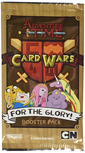 - Adventure Time Card Wars Booster Pack