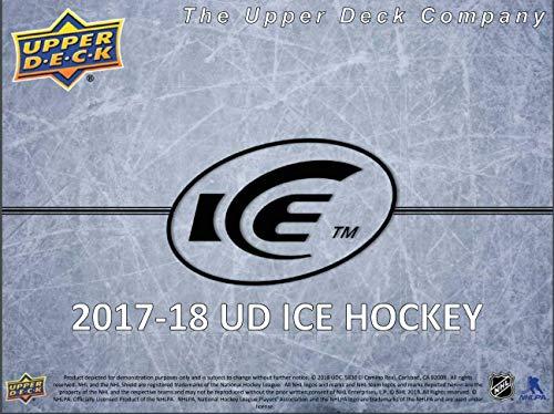 2018 Upper Deck Ice - 2017/18 Upper Deck Ice Hockey Hobby 6 Pack Box (Sealed)(Random)