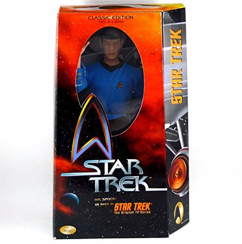 Mr. Spock as seen in Star Trek The Original TV Series - 12