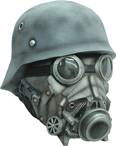 Costumes for all Occasions TB26382 Chemical Warfare Ad Latex Mask