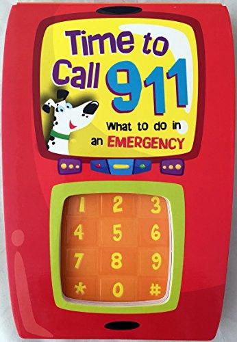 Time to Call 911 (A Christmas Carol Book)
