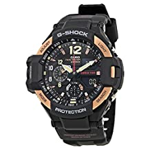 CASIO G-SHOCK Rose Gold Gravitymaster GA1100RG-1A Men's Watch